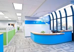 DC WASA Office Interior